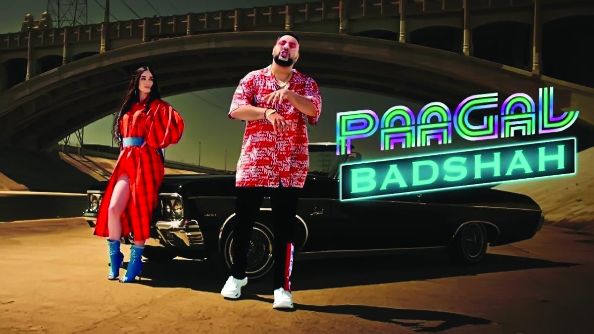 Badshah-Pagal-Song-Glimpse