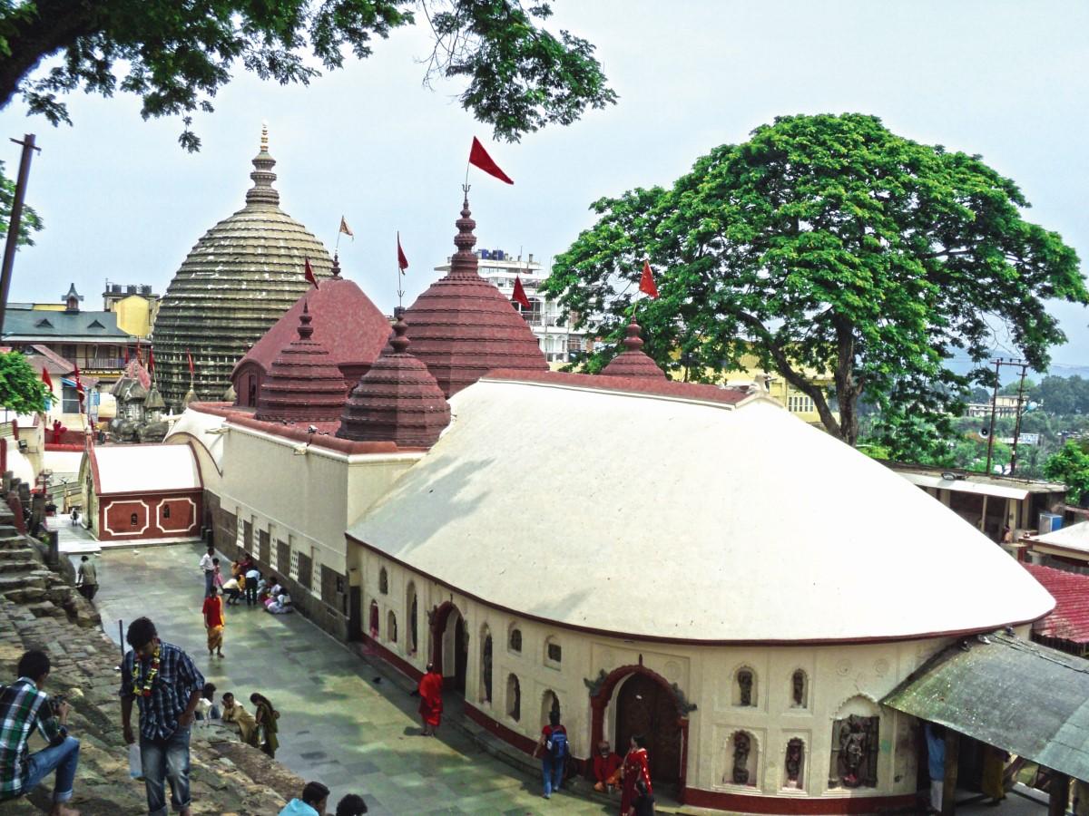 Kamakhya Mata Temple