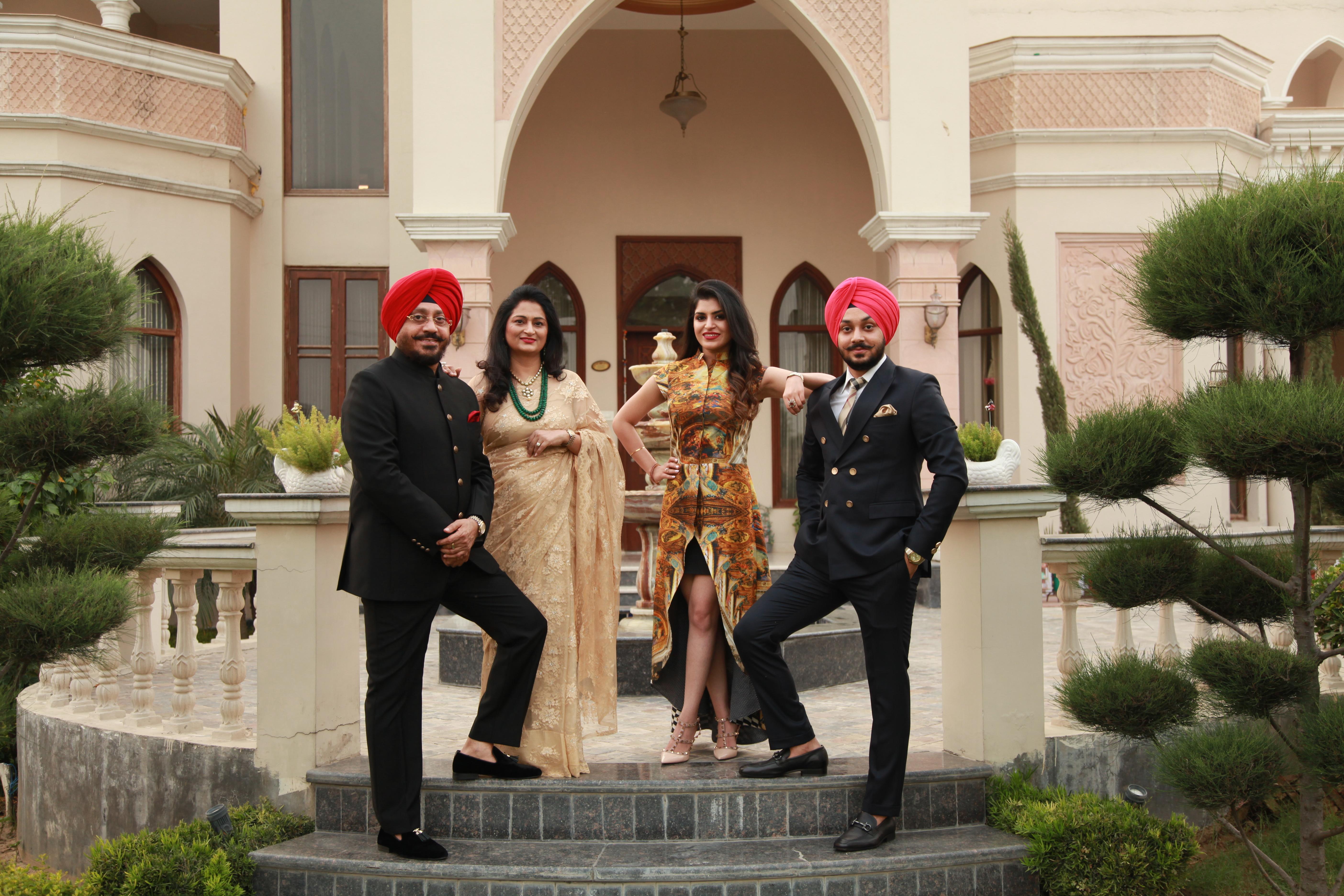 sardar family in punjab