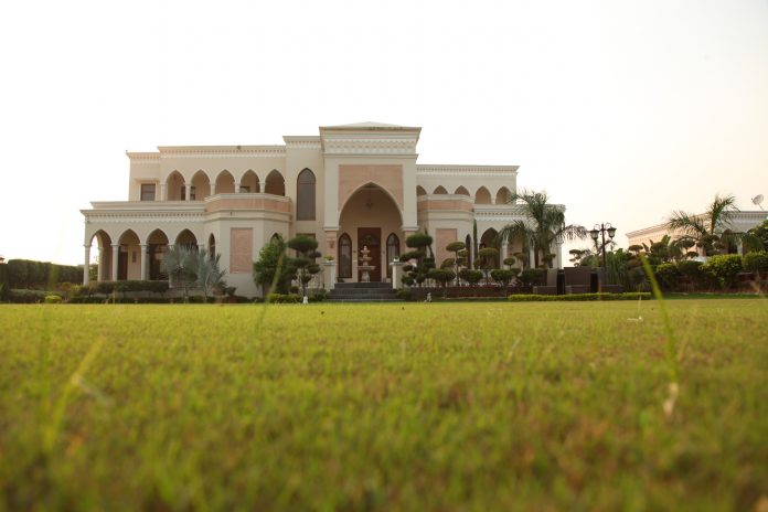 beautiful homes in punjab