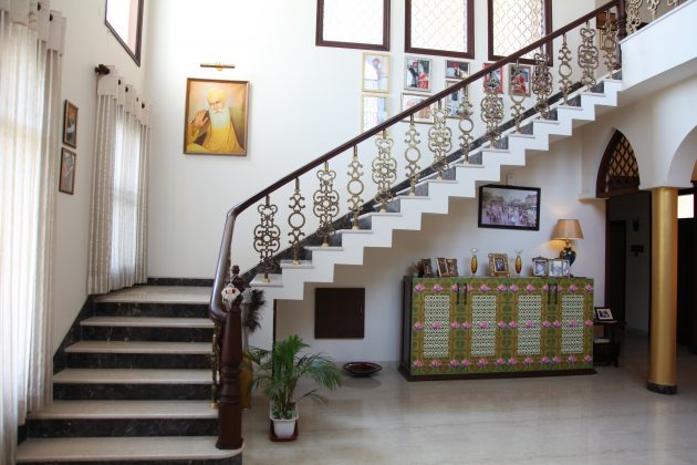 villa Stairs Design