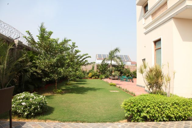 villa in india