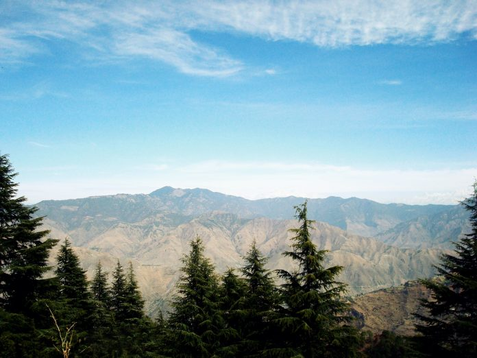 Lal Tibba Mussoorie hill station