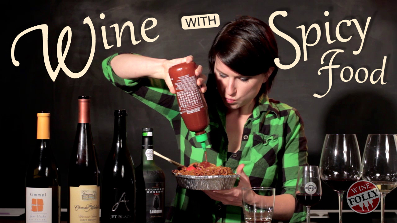 Wine with Spicy Food