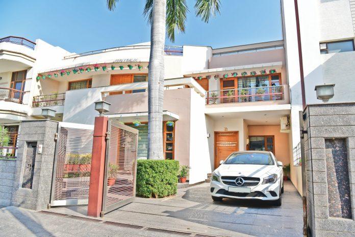 beautiful homes glimpse magazine punjab