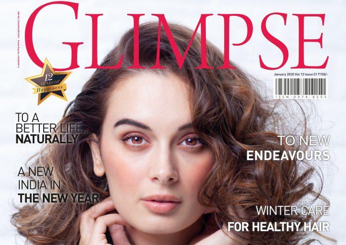 glimpse magazine cover jan 2020