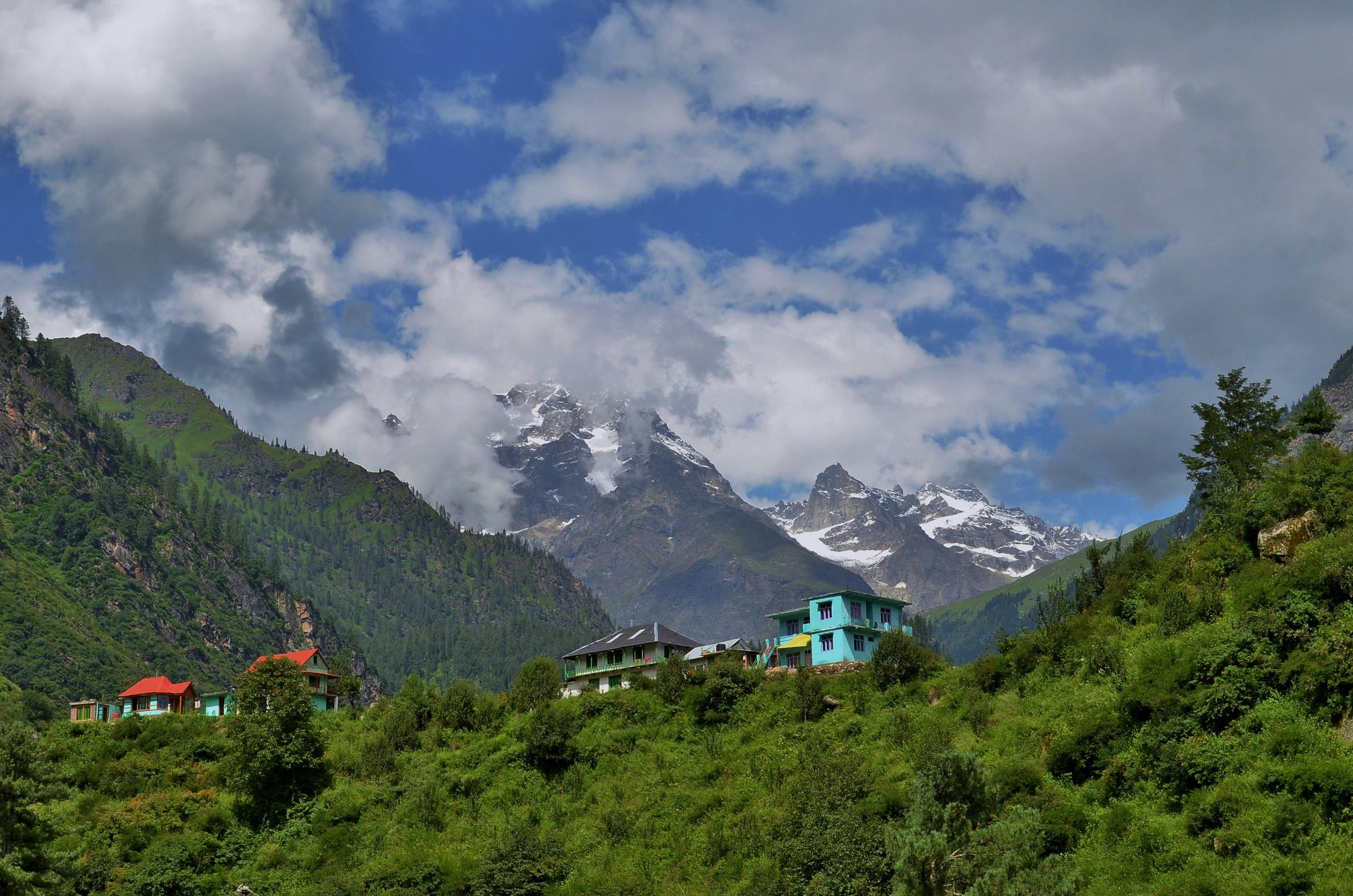 tosh valley from chandigarh