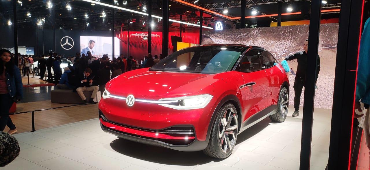 Volkswagen ID Crozz