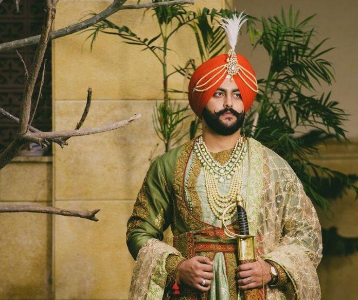 king sardar groom